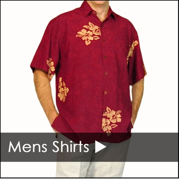 Mens Hawaiian Shirts - Aloha Shirts for Men