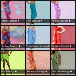 SARONG GALLERY COMPLETE:<BR> BROADBAND
