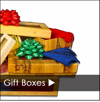 "SARONG GIFT BOXES ""GIFT ASSORTMENTS"""