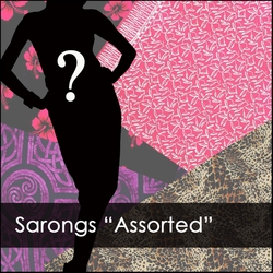 "SARONGS ""ASSORTED"""