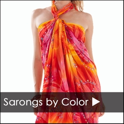 Sarongs by Color