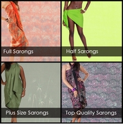 SARONGS BY STYLE