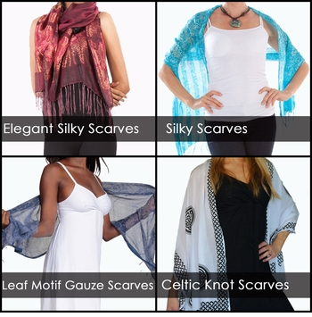 Sarong Scarves