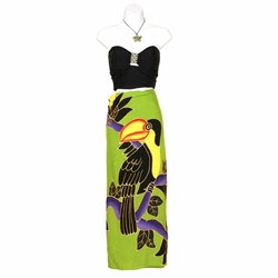 Toucan Top Quality Sarong