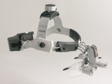 Kits: Heine HR/HRP Binocular Loupe with I-VIEW and M4 LED w/ an mPack