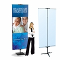 Pole Pocket Banners Stands