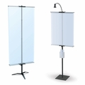 Classic Pole Pocket Banner Stand