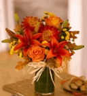Thanksgiving  Flowers & Fall Bouquets