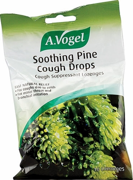 A.Vogel Soothing Pine Cough Drops by Bioforce USA - 16 Count