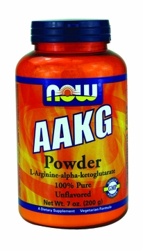 Now Foods AAKG Pure Powder - 7 Ounces
