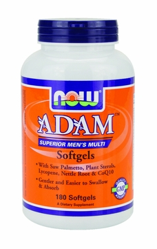 Now Foods Adam Men's Multiple Vitamin - 180 Softgels
