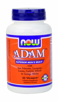 Now Foods ADAM Superior Men's Multiple - 90 Vegetarian Capsules
