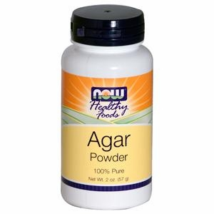 Now Foods Agar Powder - 2 Ounces