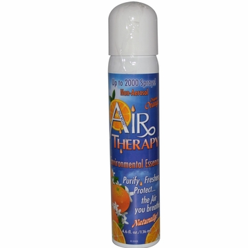 Mia Rose Air Therapy Air Freshening Mist (Orange) - 4.6 Ounces