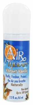 Mia Rose Air Therapy Air Freshening Mist (Vanilla) - 2.2 Ounces