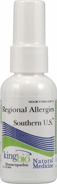 Allergy Correction Southern US by King Bio - 2oz.