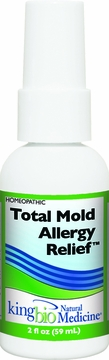 Allergy Correction Total Mold by King Bio - 2oz.