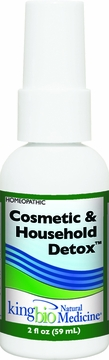 Allergy Detox Cosmetics/Household by King Bio - 2oz.