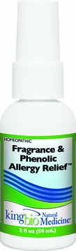 Allergy Detox Fragrances and Phenolics by King Bio - 2oz.