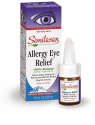 Similasan Allergy Eye Relief Drops - 0.33 Fluid Ounces