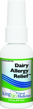 Allergy Food Dairy by King Bio - 2oz.