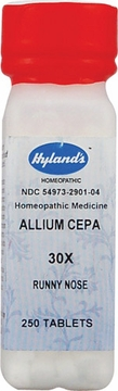 Allium Cepa 30X by Hylands - 250 Tablets