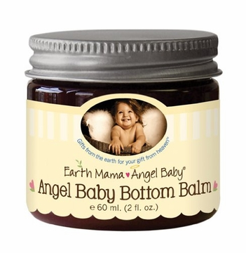 Angel Baby Bottom Balm by Earth Mama Angel Baby - 2oz.