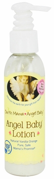 Angel Baby Lotion by Earth Mama Angel Baby - 4.6oz.