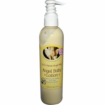 Angel Baby Lotion by Earth Mama Angel Baby - 8oz.
