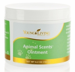Young Living Animal Scents Pet Skin Ointment - 6.3 Ounces
