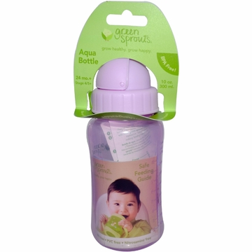 Aqua Bottle Aqua by Green Sprouts - 10oz.