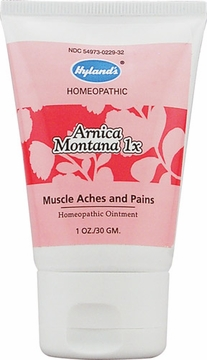Arnica Montana 1X by Hylands - 1oz.