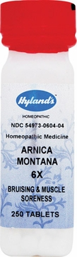 Arnica Montana 6X by Hylands - 250 Tablets