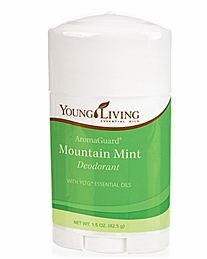 Young Living AromaGuard Mountain Mint Deodorant - 1.5 Ounces
