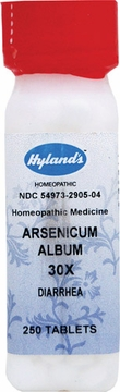 Arsenicum Album 30X by Hylands - 250 Tablets