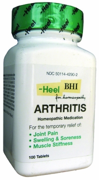 Arthritis by Heel - 100 Tablets