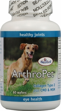 Neocell Collagen Type 2 Arthro Pet Wafers - 60 Wafers