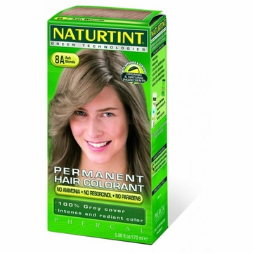 Naturtint Hair Colourants 8A (Ash Blonde) - 5.28 Fluid Ounces