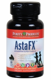 AstaFX Astaxanthin Super Formula by Purity Products - 60 Veggie Caps