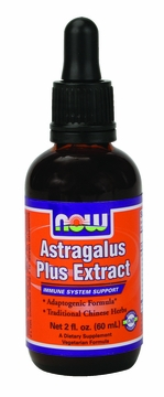 Now Foods Astragalus Plus Extract - 2 Fluid Ounces