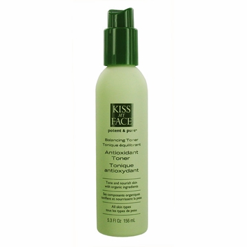 Kiss My Face Balancing Act Facial Toner - 5.3 Ounces