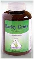 Graminex Barley Grass Superfood - 500 Tablets