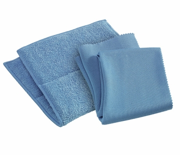 Bathroom Cloth by E-Cloth - 1 Pack of 2 Cloths