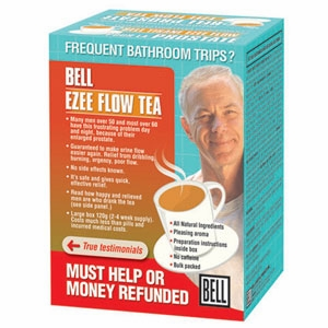 Bell Ezee Flow Tea for Men by Bell Lifestyle Products - 120g