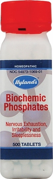 Biochemic Phosphates by Hylands - 500 Tablets