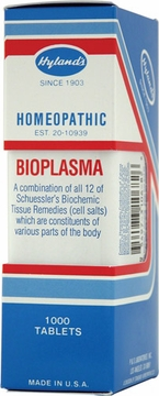 Bioplasma by Hylands - 1000 Tablets