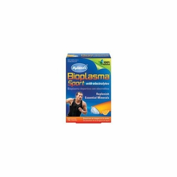 Bioplasma Sport with Electrolytes by Hylands - 12 Count