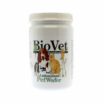 Biovet Antioxident Pet Wafers by Biotec Foods - 180 wafers