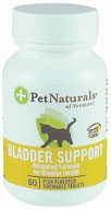 Pet Naturals of Vermont Bladder Support Fish- 60 Chewable Tablets