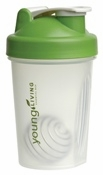 Young Living Blender Bottle (Green) - 12 Ounces